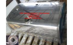 Бак топливный 400 литров алюминиевый F для самосвалов фото Владивосток
