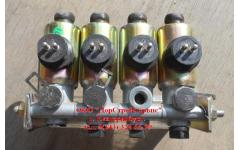 Модуль электромагнитных клапанов (4 клапана) FN для самосвалов фото Владивосток