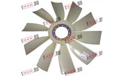 Вентилятор охлаждения двигателя XCMG фото Владивосток