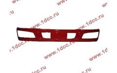 Бампер F красный пластиковый для самосвалов фото Владивосток