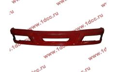 Бампер FN2 красный самосвал для самосвалов фото Владивосток
