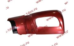 Обтекатель кабины FN красный левый (1B24953104072) для самосвалов фото Владивосток
