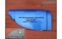 Обтекатель кабины левый HANIA синий фото Владивосток